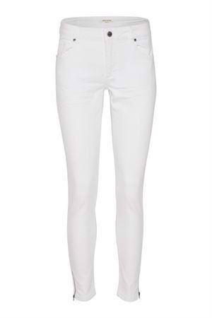 Denim Hunter Celina Zip Custom White Optical White