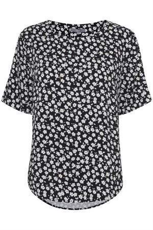 B.young ByGaGine Blouse Black Combi 1