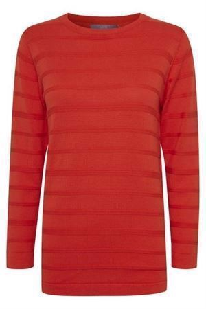B.young ByMoGana Jumper Spicy Red