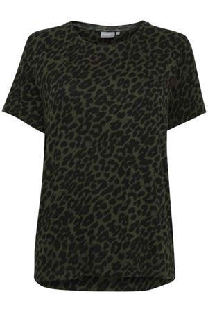 B.young ByRillo Tshirt Olive Night Combi 3