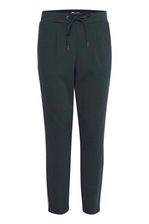 B.young ByRizetta Pants W Deco Deep Teal