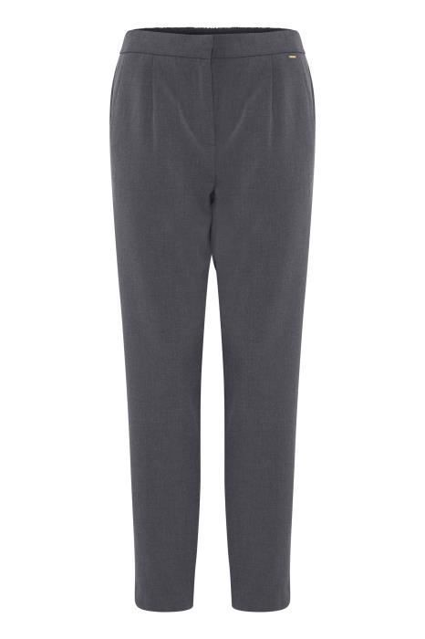 B.young Dacco Pants Dark Grey Melange