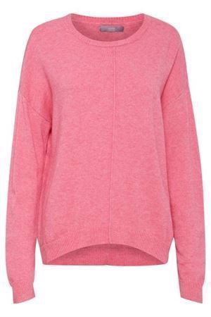 B.young Nona Jumper Candy Pink Melange
