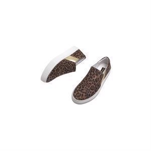 Copenhagen Shoes Brave Brown Leopard