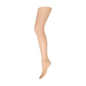Decoy Tights Toe Less Caramel