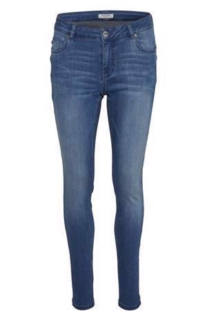Denim Hunter Celina Long Blue Wash