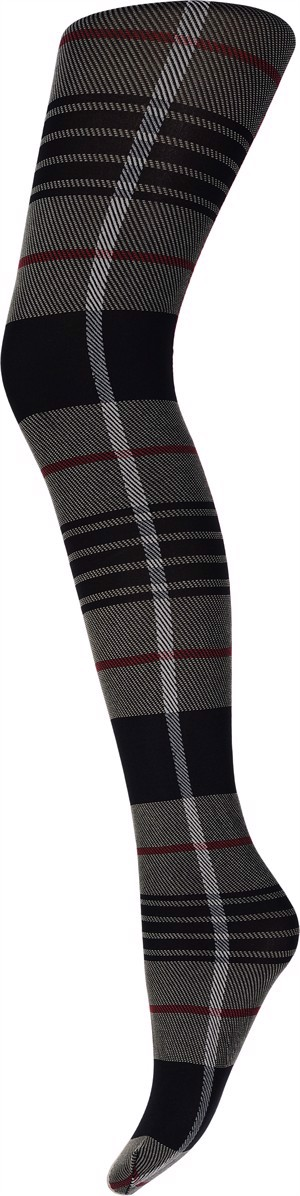 Hype the Detail Tight Tartan 50 D