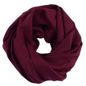 Re_designed Dixie Blois Scarf Burgundy