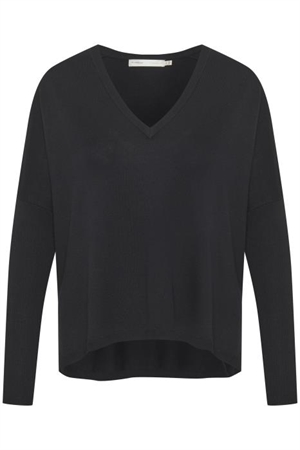 InWear Derby IW V-Neck Pullover Black
