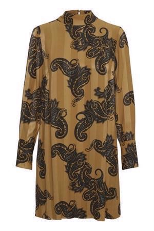InWear KeelialW Dress Golden Tapenade Paisley