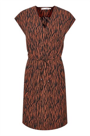 InWear QuianalW Dress Tabac Big Zebra