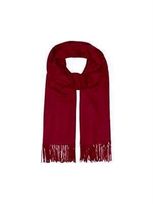 JDY Isla Weaved Scarf Pomegranate