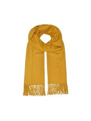 JDY Isla Weaved Scarf Harvest Gold
