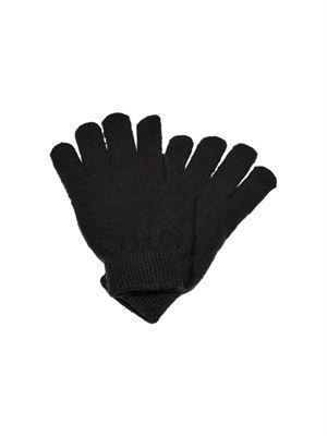 JDY Mila Knit Gloves Black