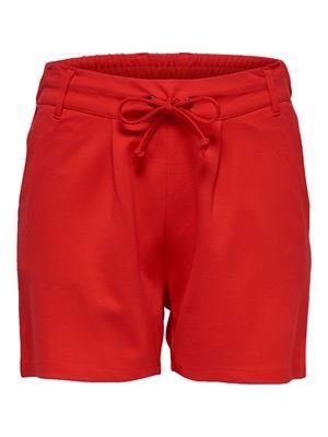 JDY Pretty Shorts Noos Fiery Red