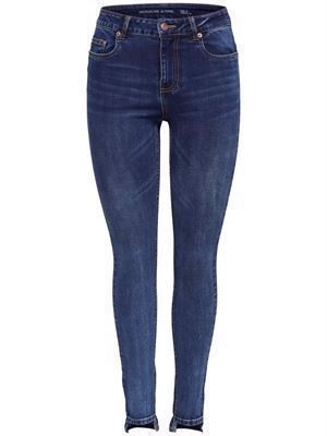 JDY Skinny Reg Laura Jeans Medium Blue Denim