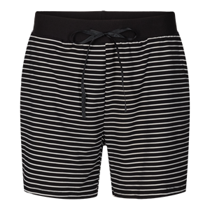 Liberté Alma Shorts Black White