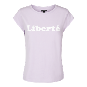 Liberté Elly T-Shirt Orchid Bloom