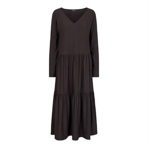 Liberté Alma Loose Dress Black