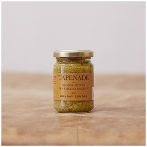 Monday Sunday Olive Tapenade