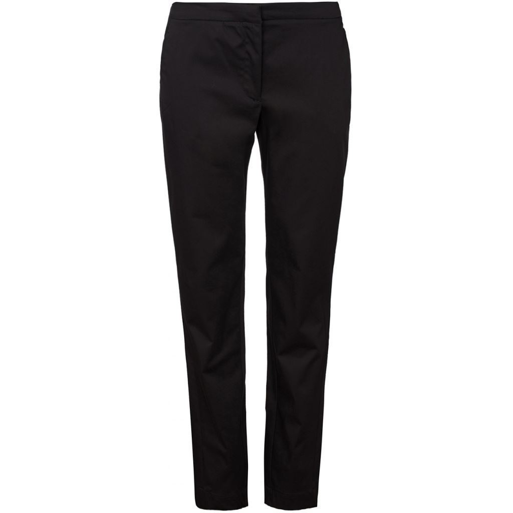 One Two Carmina Pant Black