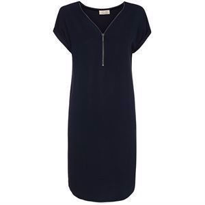 One Two Cassandra Dress Black