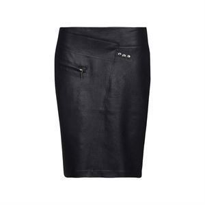 One Two Fabienne Skirt Black