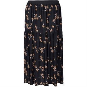One Two Karen Skirt Black