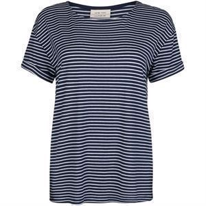 ONE TWO Karin T-Shirt Dark Navy