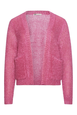 PBO Copper Cardigan Knit Pink