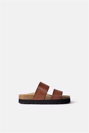 Re:designed Aree Sandals Cognac