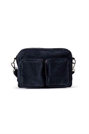Re:designed Arya Suede Bag Navy