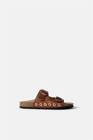 Re:designed Asly Sandals Cognac