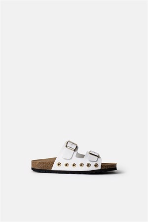 Re:designed Asly Sandals White