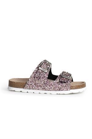 Re:designed Elche Kids Sandal Glitter Rose