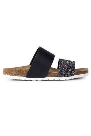 Re:designed Frey Sandal Black