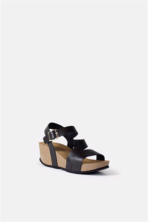 Re:designed Katy Sandal Black