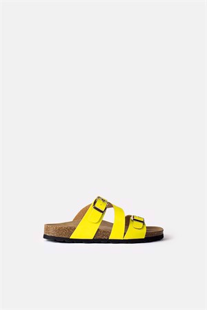 Re:designed Letta Sandals Yellow
