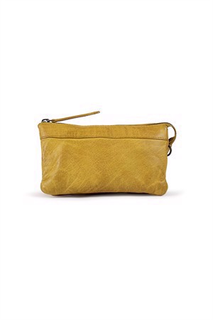 Re:designed Lisa Washed Bag Mustard