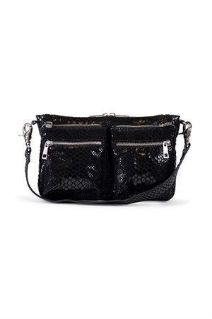 Re:designed Lue Bag Snake Black