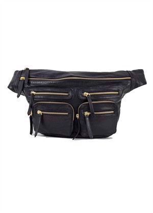 Re:designed Ly Bumbag Black Gold