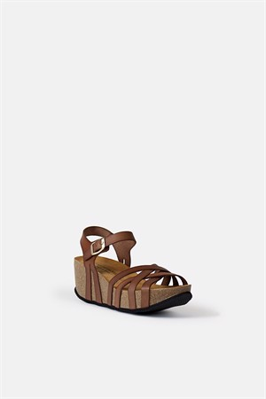 Re:designed Mable Sandal Cognac