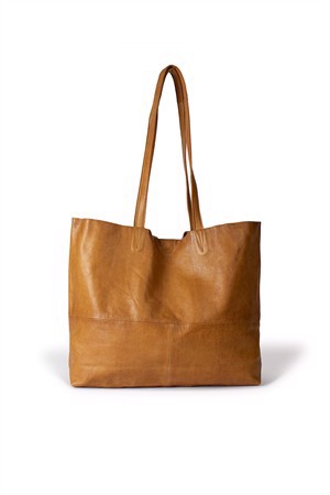 Re:designed Marlo Bag Large Burned Tan