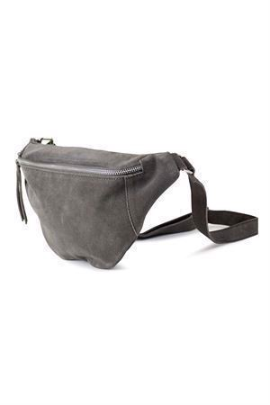 Re:designed Mette Suede Bag Dark Grey