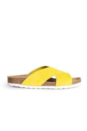 Re:designed Nala Sandal Yellow