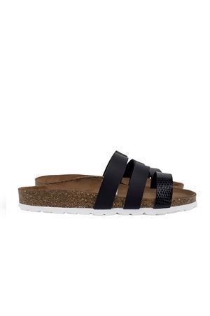 Re:designed Taimi Sandals Black