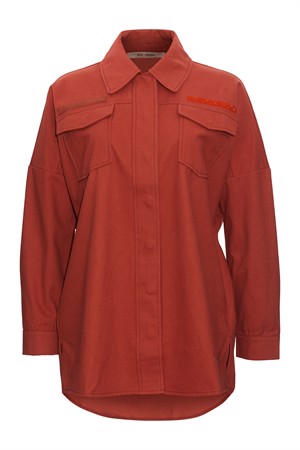RUE de FEMME Demsey Jacket Orange