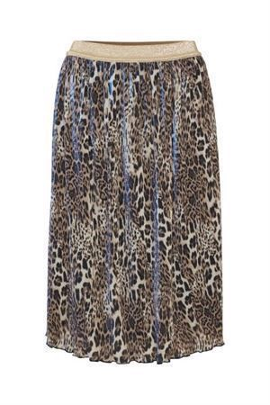 Soaked in Luxury Maysa Skirt Leopar