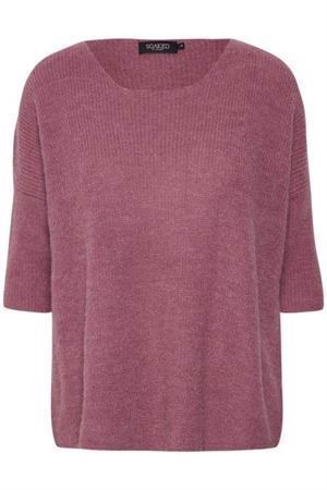 Soaked in Luxury Tuesday Jumper Rose wine