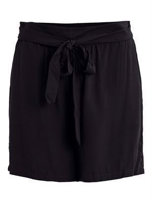 VILA ViAmona Shorts Black